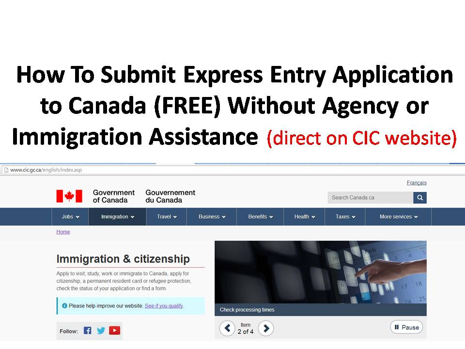 can you submit visa application without ielts