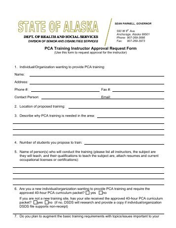 decd application for study leave form