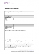 mcdonalds job application form uk