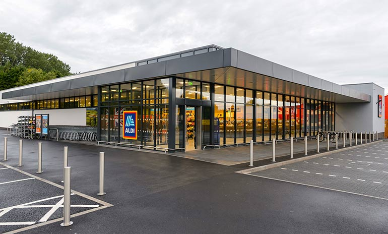 existing applicant log in for aldi