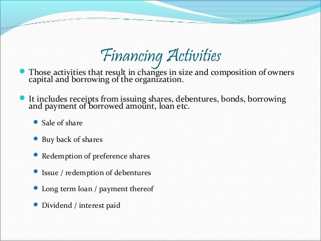 accounting standard 3 cash flow statement applicability