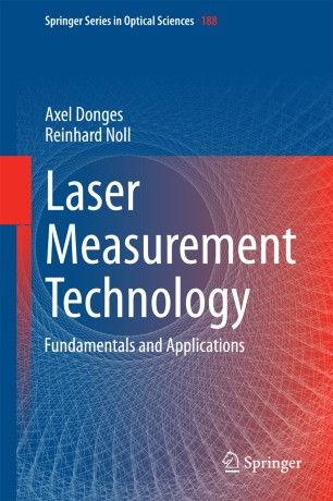 laser measurement technology fundamentals and applications pdf