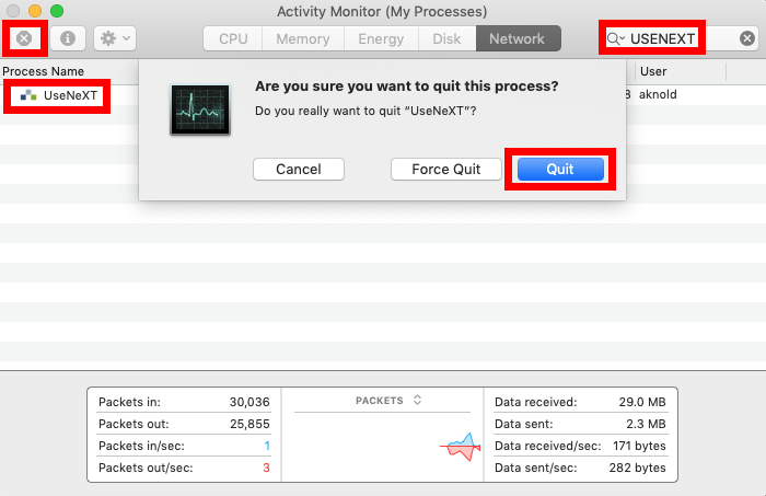 mac os x remove application from dock
