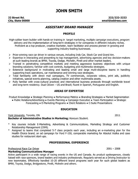 example of application letter for hotel and restaurant management student