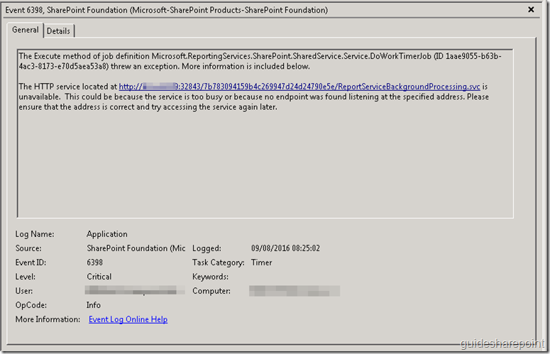 application launch error port already in use jupitor