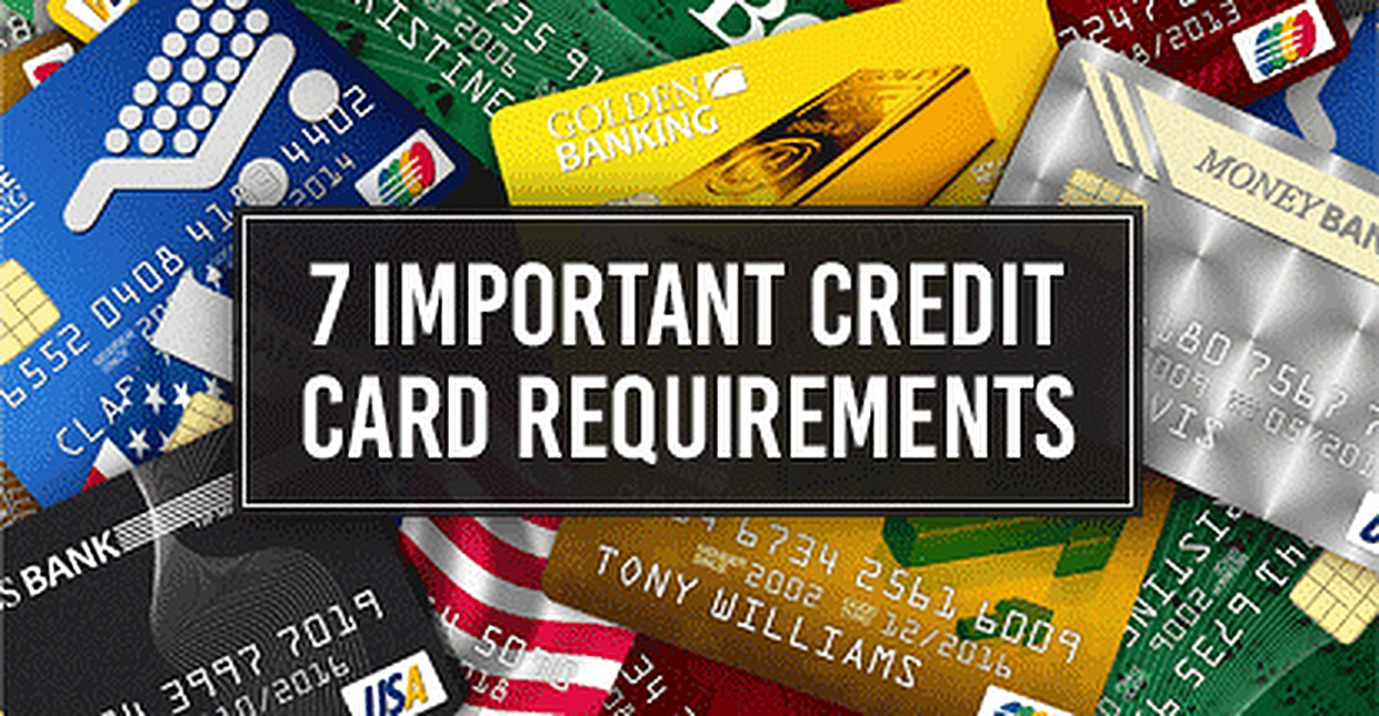 credit card application requirements malaysia