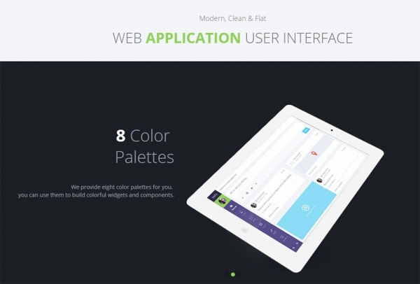 php web application templates free download