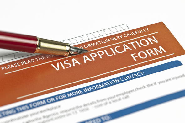 how to update passport number secondary application