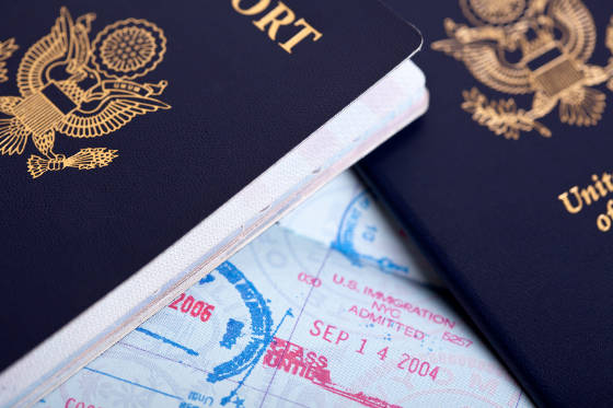 is application of passport need to be colored
