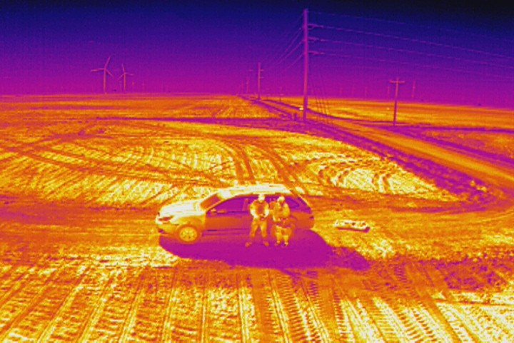 why do you need applications to buy a thermal camera