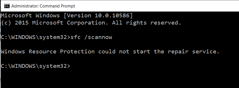 windows device recovery tool error checking application update failed